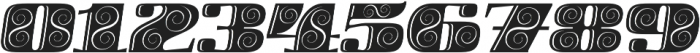 Karlote otf (400) Font OTHER CHARS