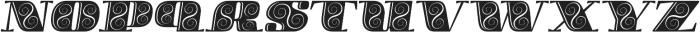 Karlote otf (400) Font LOWERCASE