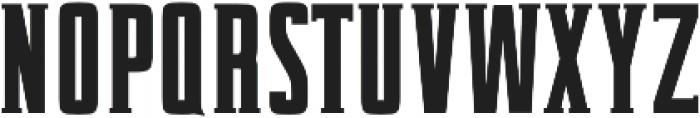 Karlton SemiBold Semi otf (600) Font UPPERCASE