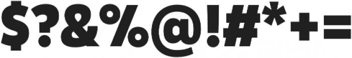 Karu ExtraBold otf (700) Font OTHER CHARS