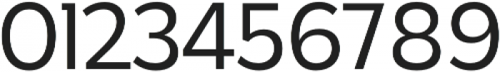 Karu otf (400) Font OTHER CHARS