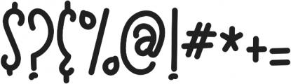Karyland Sans otf (400) Font OTHER CHARS