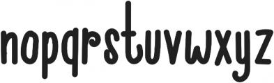 Karyland Sans otf (400) Font LOWERCASE