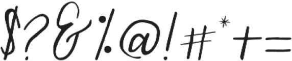 Katafont Regular otf (400) Font OTHER CHARS