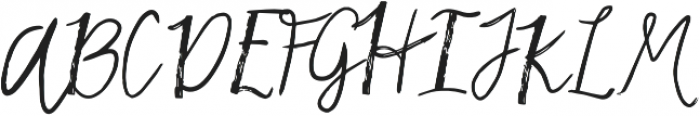 Katafont Regular otf (400) Font UPPERCASE