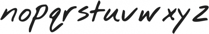 Kate the Great ttf (400) Font LOWERCASE