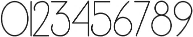 Katelyn otf (500) Font OTHER CHARS