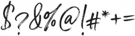 Katulamp Alt otf (400) Font OTHER CHARS