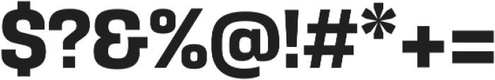 Kawak Bold otf (700) Font OTHER CHARS
