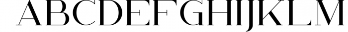 Kalorama - Font duo 1 Font LOWERCASE