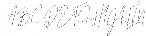 Kalorama - Font duo 2 Font UPPERCASE