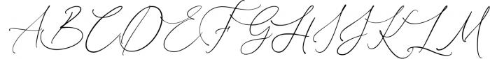 Karlinghard Font Font UPPERCASE