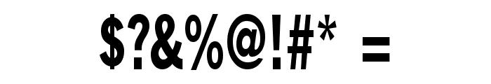 KABlokHeadJam Font OTHER CHARS