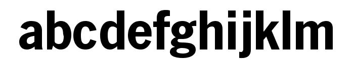 KABlokHead Font LOWERCASE