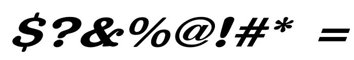 KADinoSlay Font OTHER CHARS
