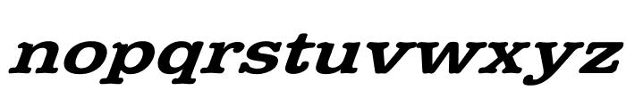 KADinoSlay Font LOWERCASE