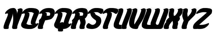 KARATE Bold Font UPPERCASE