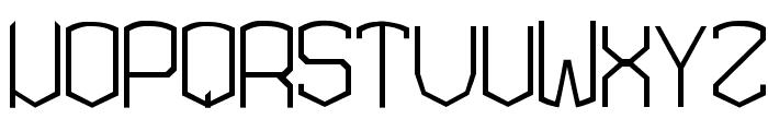 KARDON EXTRA Font UPPERCASE