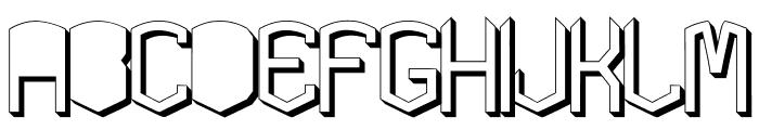 KARDON GROS Font LOWERCASE