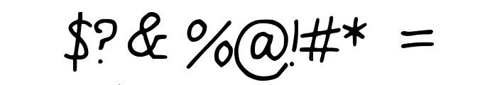 KARROOsmallcaps Font OTHER CHARS
