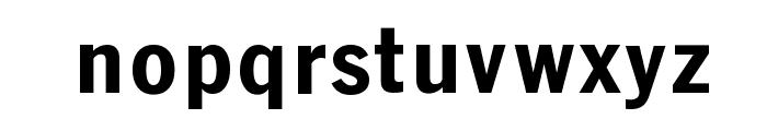 KAStormRain Font LOWERCASE