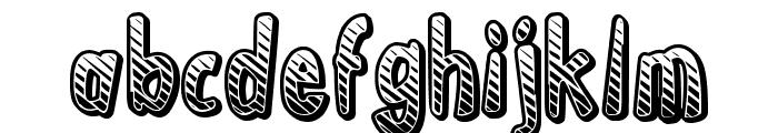 Ka-Boing! Font LOWERCASE