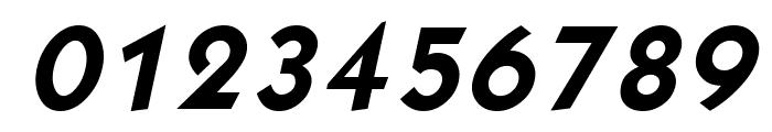 Kabala Bold Italic Font OTHER CHARS