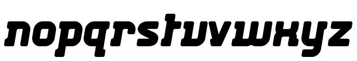 Kabys Font LOWERCASE