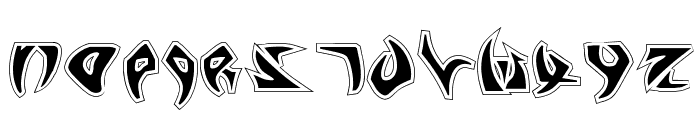 Kahless Pro Font UPPERCASE