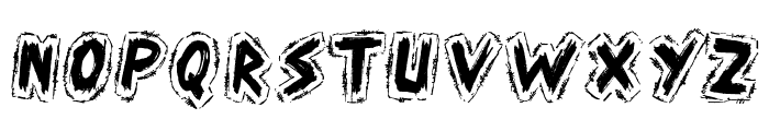 Kahuna Island Font UPPERCASE