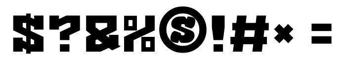 Kaizen Seisaku Font OTHER CHARS