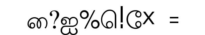 Kakamdotcom Font OTHER CHARS