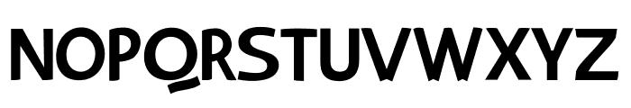 Kakawate Font Font UPPERCASE