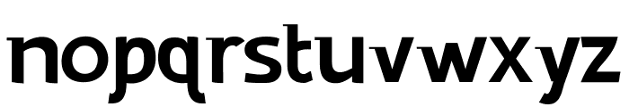 Kakawate Font Font LOWERCASE