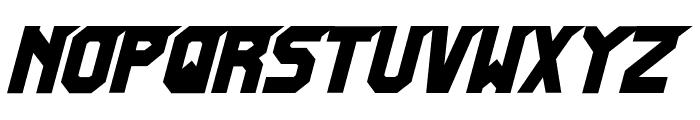 Kakudaron-IB Font UPPERCASE