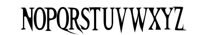 Kallamar Font UPPERCASE