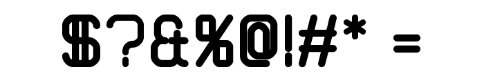 Kallio 200 Font OTHER CHARS