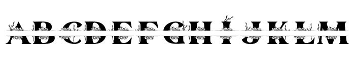 Kalveya Personal Use Font LOWERCASE