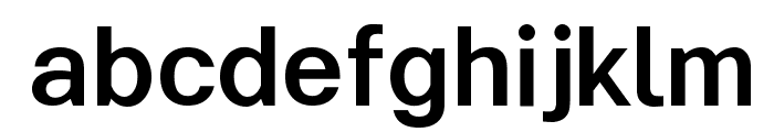 Kalypsa Medium Font LOWERCASE