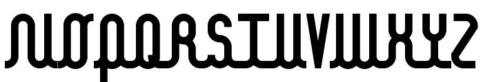 Kamalo bold Font UPPERCASE