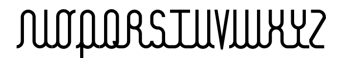 Kamalo Font UPPERCASE