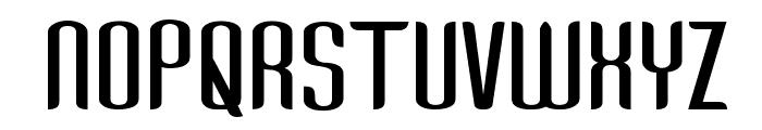 Kandide Upper Wide Font UPPERCASE