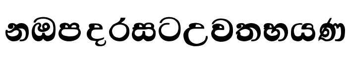 Kandy Font LOWERCASE