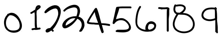 KangarooSong Font OTHER CHARS
