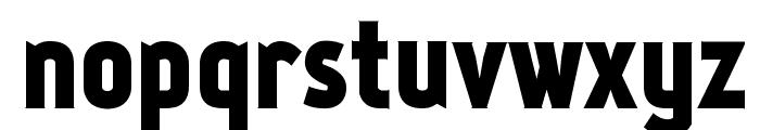 Kankin Font LOWERCASE