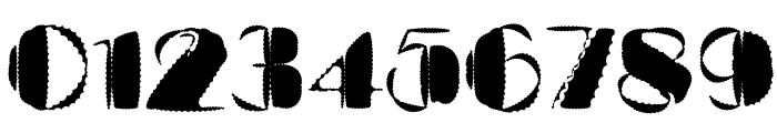Kaptin Tribble Wound Font OTHER CHARS