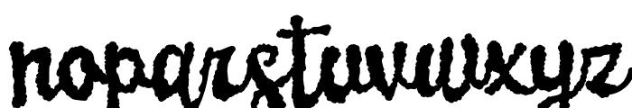 KarameliaDEMO Font LOWERCASE