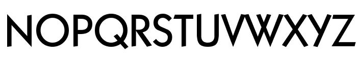KaratMedium Regular Font UPPERCASE