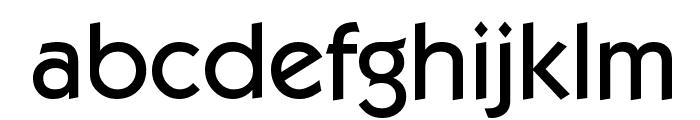 KaratMedium Regular Font LOWERCASE