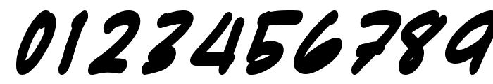 Karatula BoldItalic Font OTHER CHARS